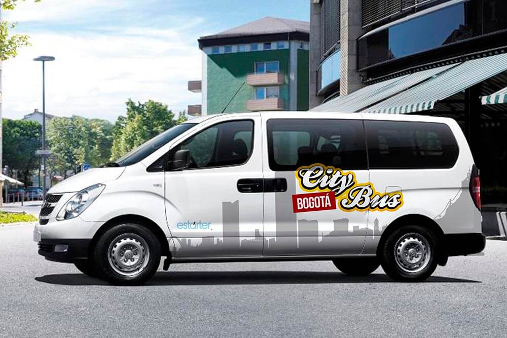 Diseño Branding Vehicular