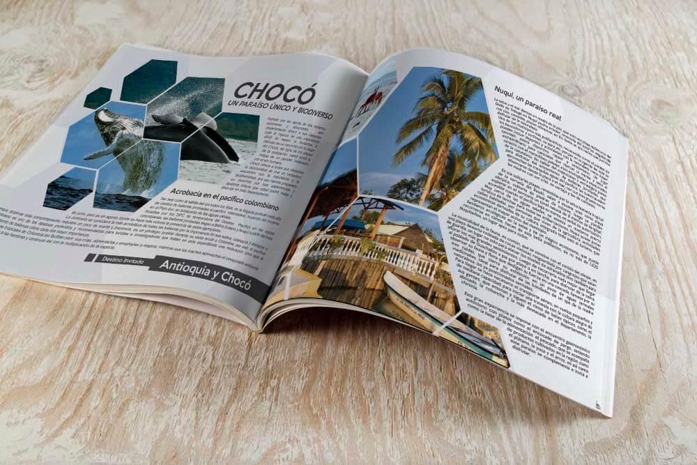 Diseño Editorial Revista Vive El Llano